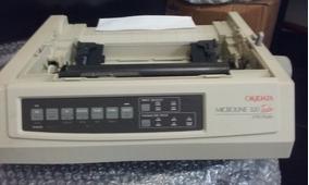 Impressora Oki Microline 320 T - No Estado - Funcionando!