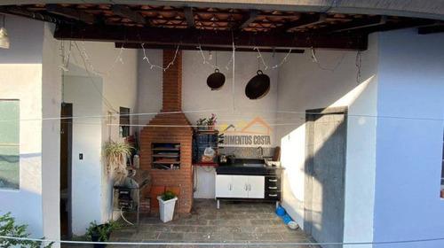 Imagem 1 de 30 de Casa Com 3 Dormitórios À Venda, 195 M² Por R$ 750.000 - Parque Residencial Presidente Médici - Itu/sp - Ca1808