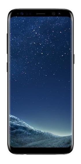 Samsung Galaxy S8 Plus Bueno G955f 64gb Negro Libre De Fabrica