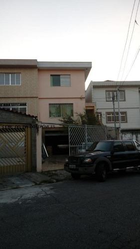 Sobrado Para Venda Em São Paulo, Parque São Lucas, 3 Dormitórios, 3 Banheiros, 5 Vagas - Lpf259_2-1156067