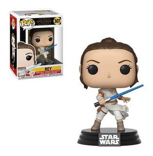 Figura Funko Pop Star Wars: Rise Of Skywalker - Rey