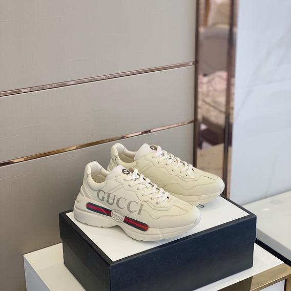Zapatillas Gucci Importadas Garantía