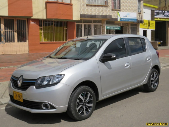 Renault Sandero Exclusive Mt 1600cc Aa Abs