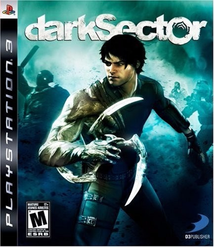 Jogo Novo Lacrado Dark Sector Para Playstation 3 Ps3