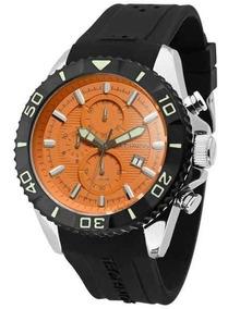 Relógio Technos Masculino Acqua Performance Os10ev/8l *scuba