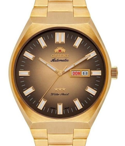 Relógio Orient Masculino Automatico - 469gp086 C1kx