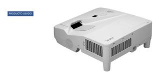 Video Proyector Nec 3300 Lumens Wxga Hdmi Vga Video Rca 97%