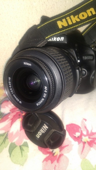 Nikon D5100 Perfeito Estado E Funcionamento