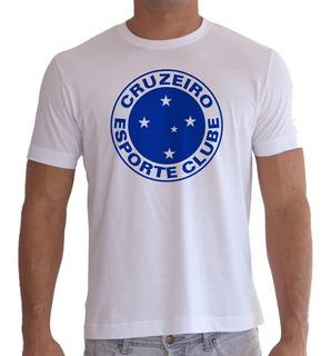 Camiseta Ou Baby Look Cruzeiro - Time Futebol Estampa Legal