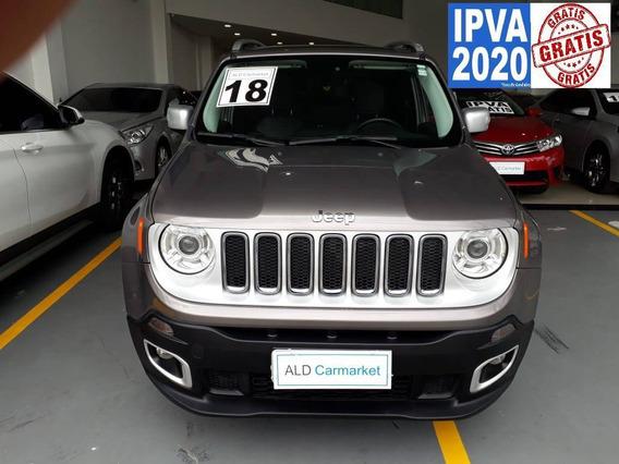 Jeep Renegade 1.8 Limited Flex
