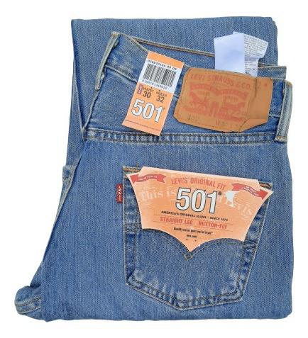Pantalones Levis Modelo 501 Originales Para Caballeros Mercado Libre