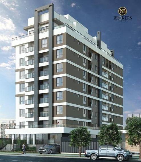 Cobertura Com 3 Dormitórios À Venda, 148 M² Por R$ 953.600,00 - Vila Izabel - Curitiba/pr - Co0077