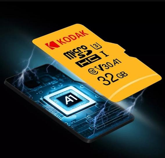 Cartão De Memória Kodak Classe 10 32gb