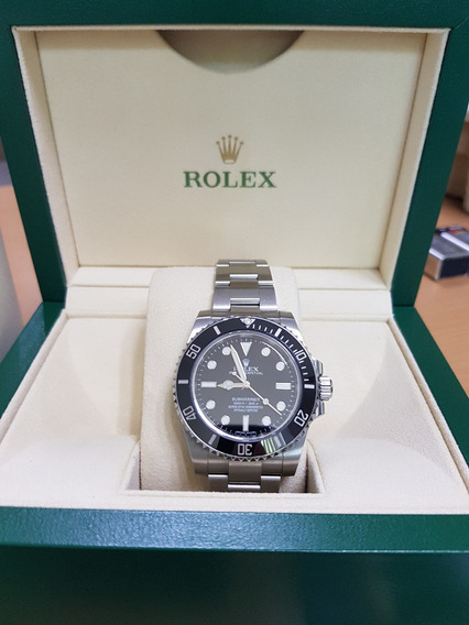 Rolex Submariner No Date 114060 Ceramico