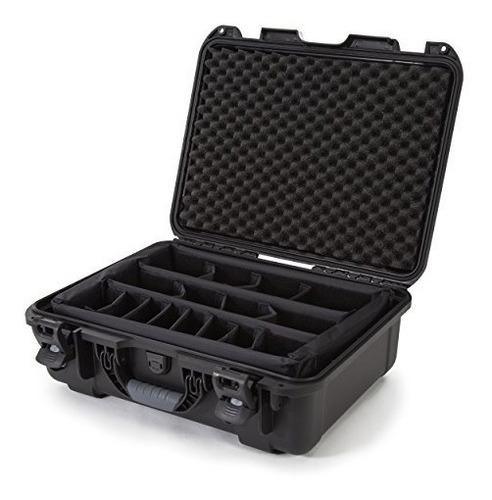 Estuche Rigido Impermeable Nanuk 930 Con Divisores Acolchado