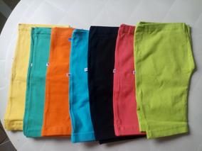 Kit C/03 Shorts Cotton Tamanho M Ciclista
