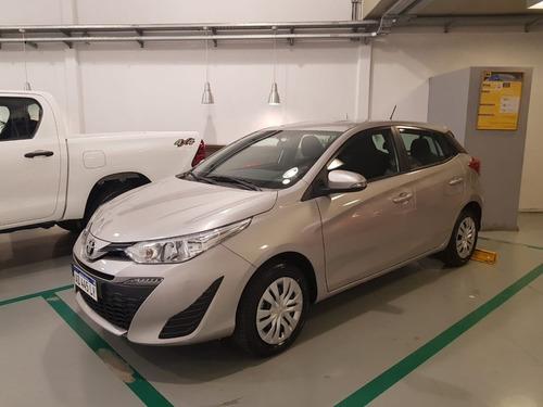 Toyota Yaris 1.5 Xs Audio 5p 2021 0km