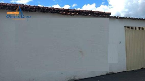Casa Com 3 Dormitórios À Venda, 650 M² Por R$ 850.000,00 - Setor Central - Jaraguá/go - Ca0685