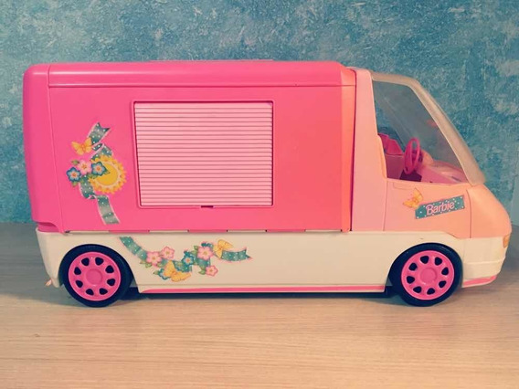 Trailer Casa Barbie - Mattel