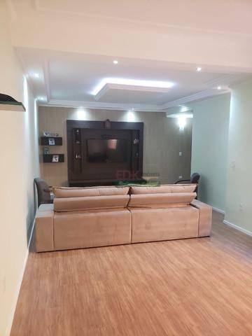 Imagem 1 de 18 de Sobrado Com 3 Dormitórios À Venda, 140 M² Por R$ 560.000 - Vila Nova Socorro - Mogi Das Cruzes/sp - So2190