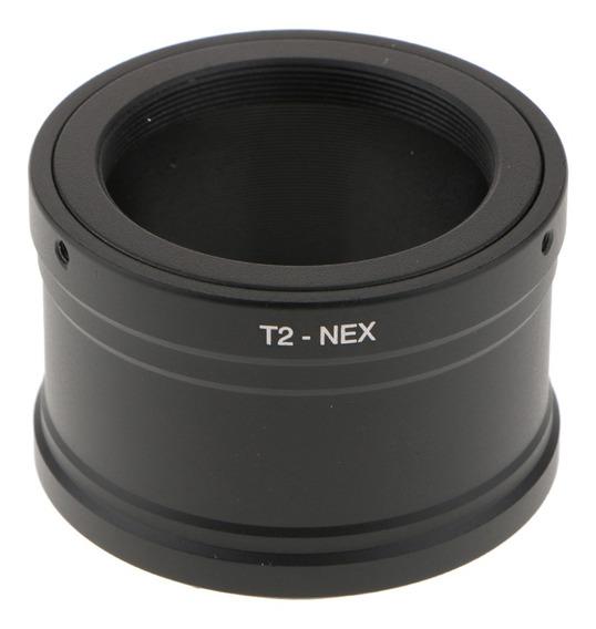 T2 T 2 Lente Para E Adaptador Montagem Para Sony Nex A7 A7r