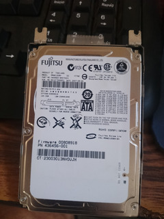 Hard Disk 120gb 2.5 Notebook