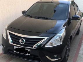 Nissan Versa 1.6 16v Sl Unique Aut. 4p