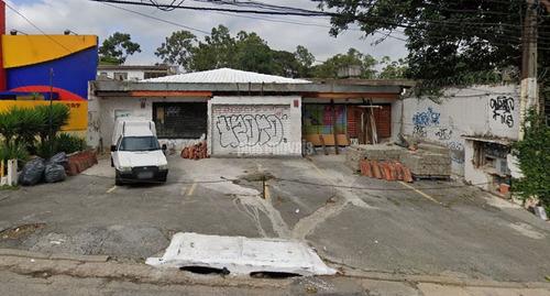 Terreno Para Venda No Bairro Sumarezinho Em São Paulo - Cod: Mi122877 - Mi122877