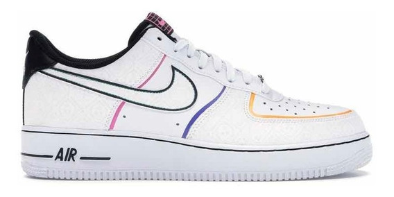 Sneakers Originales Air Force 1 Dia De Muertos Day Of Dead
