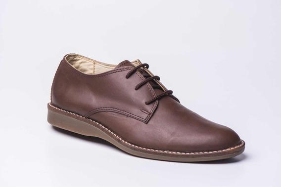 Zapato Cuero Hombre Sport Cómodos - Renno Calzados - Gambito