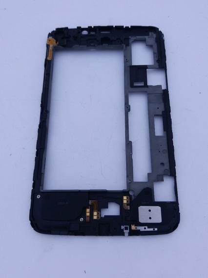 Carcaça Tablet Samsung Tab3 T210/211m Com Autofalante