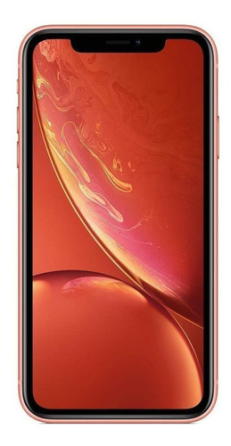 iPhone XR 256 GB coral