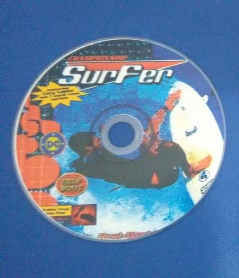 Championship Surfer Self-boot P/ Sega Dreamcast Único No Ml