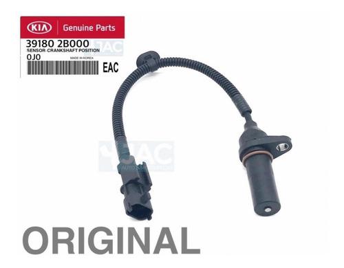 Sensor Rotação Kia Sportage 2.0 16v Flex 2012 Em Diante 391802b000 Novo Original