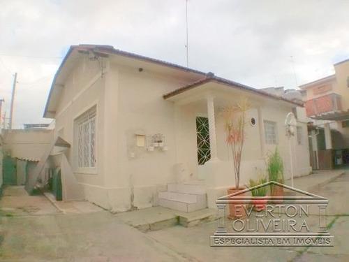 Casa - Jardim Bela Vista - Ref: 641 - V-641