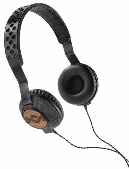 House Of Marley Unisex Liberate Midnight Headphone