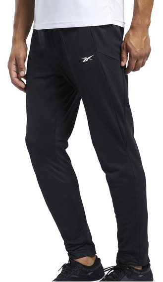 Pantalon Reebok Training Workout Ready Knit Hombre Ng
