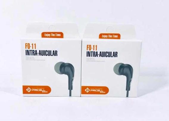 Kit10 Fone De Ouvido Intra-auricular Pmcell Atacado