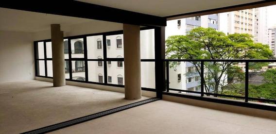 Apenas Mais 1 Unidade Jardim Paulista - 206m²|4 Dorm|2 Suites|4 Vagas - Ap10447