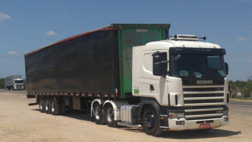 Scania 124 R400 Ano 2004