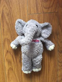 Elefante Peluche Hermoso!!