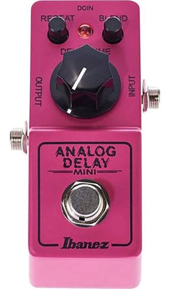 Pedal Ibanez Analog Delay Ad Mini - Envio Imediato