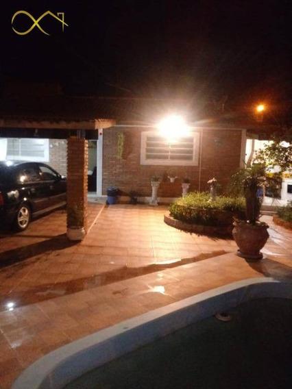 Casa Com 3 Dormitórios À Venda, 220 M² Por R$ 477.000 - Parque Bom Retiro - Paulínia/sp - Ca1871