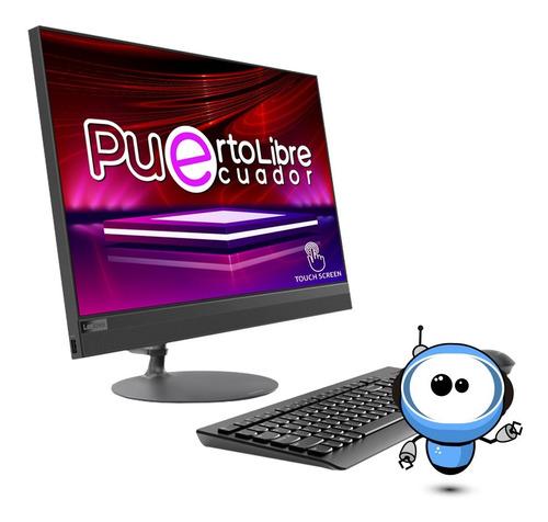 Potente Todo En Uno Lenovo Intel Core I5 1tb + 8gb + Touch !