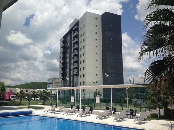 $3,250,000 Dpto Juriquilla Santa Fe Habitarea Tower Cerca Superama Gp