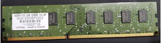 Memoria Ram Elpida Gddr3-1333 2gb 128mx8 1.5v Gu512303ep0202