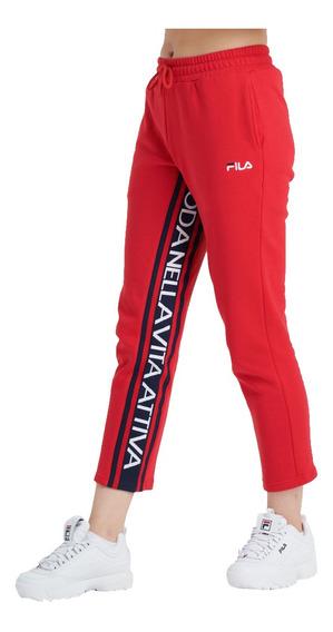 Pantalon Fila Retilinea Heloise Lw933217641 Mujer Lw93321764