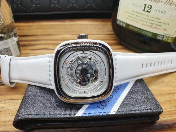 Reloj Sevenfriday X209 Blanco