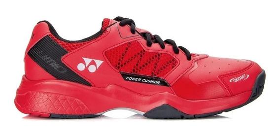 Tênis Yonex Power Cushion Lumio 2 All Court Azul Ou Vermelho