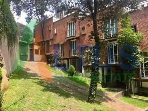 Casa En Condominio En Renta, Picacho Ajusco, Tlalpan